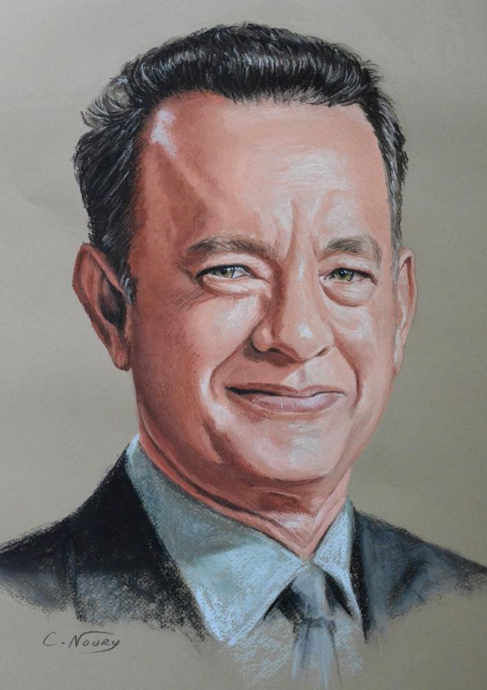Tom Hanks by Andromaque